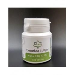 GreenBee Softgel Nano CBD...